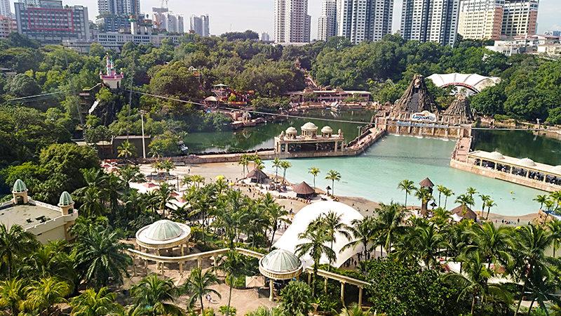 Les 3 meilleurs parcs aquatiques au monde
