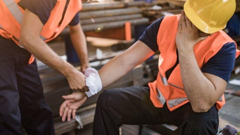 Les démarches qu'il faut entreprendre à la suite d'un accident du travail