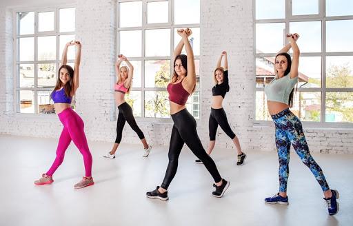 Les danses sportives pour garder la forme